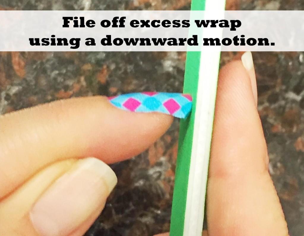 How to Apply Nail Wraps