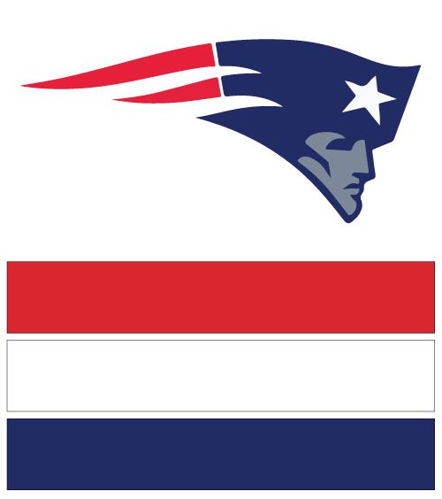 New England Patriots Football Nail Art Ideas & Designs | Spirit Wear ...