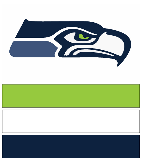 Seattle Seahawks Football Art Ideas Amp Designs Spirit Wear Nail Wraps