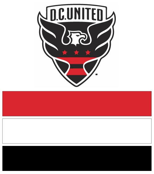 Dc United Soccer Nail Art Ideas Amp Designs Spirit Wear