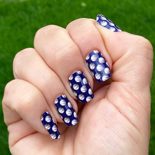 Easy To Ly And Looks Great On Short Or Long Nails All Of Our Designs Are Made Mix Match Wear Your Favorite Mlb Team Colors Represent Houston