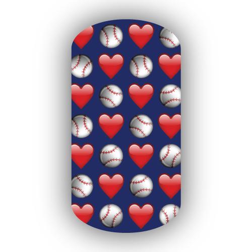 - San Diego Padres Baseball Nail Art Designs