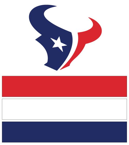Houston Texans Football Nail Art Ideas Designs Spirit Wear Nail Wraps